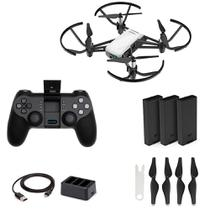 Drone DJI TELLO Boost Combo Com Rádio Controle Bluetooth GAMESIR T1D - Inovanni-kit