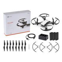 Drone Dji Tello Boost Combo Drone Com Câmera Hd Branco Anatel -