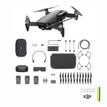 Drone Mavic Air Combo Fly More Onyx Black - Dji
