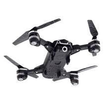 Drone Multilaser Eagle FPV, Câmera HD 1280P, Bateria 14 minutos Alcance de 80m Flips 360 Controle remoto Preto - ES256 -