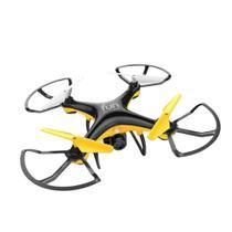 Drone Multilaser Fun Alcance 50 M 4 Hélices Preto E Amarelo -