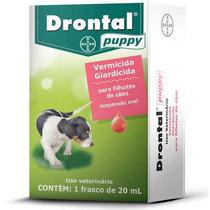 Drontal Puppy Vermicida Cães Filhotes 20ml - Bayer
