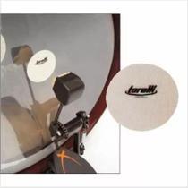 Drum Patch Protetor Pedal Simples Pele Bumbo Ta-082 Torelli -
