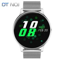 DT88 PRO Smartwatch Branco Original IP67 Tela sensível ao toque Music Player Monitor cardíaco rastredor fitness - Dt. No.1