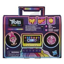 Duas Mini Bonecas Trolls  Amiguinhos Dançantes surpresa- Hasbro -