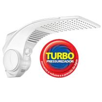 Ducha Duo Shower Multitemperatura Quadra Turbo  5500w - Lorenzetti