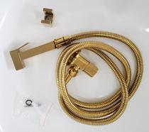 Ducha higienica c/ gatilho de metal e flexível  gold dg1205 - DIAMOND