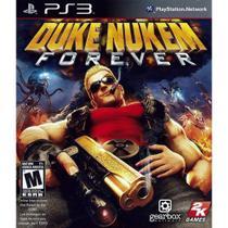Duke Nukem Forever - PS3 - 2K Games