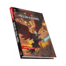 Dungeons & Dragons Baldur's Gate Descida ao Avernus Livro Do Mestre Galápagos DND007 - Galapagos