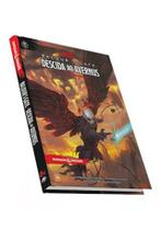 Dungeons & dragons baldur's gate descida ao avernus livro do mestre - Galápagos