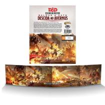 Dungeons & Dragons Baldurs Gate Descida ao Avernus Escudo Do Mestre Galápagos DND202 - Galapagos