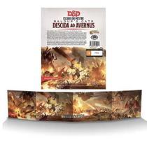 Dungeons & Dragons - Descida ao Avernus Screen - Escudo do Mestre - Galápagos Jogos
