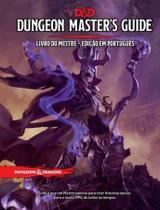 Dungeons Dragons Dungeon Masters Guide- Livro do Mestre versão em Português - Galápagos -