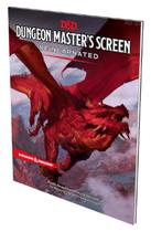 Dungeons & Dragons - Dungeon Masters Screen - Escudo do Mestre - Galápagos Jogos