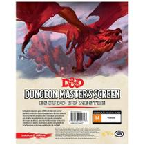 Dungeons & Dragons Dungeon Masters Screen  Escudo do Mestre - Galapagos -