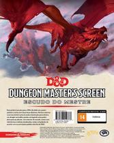 Dungeons Dragons Dungeon Masters Screen - Galápagos Jogos