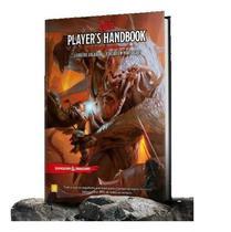 Dungeons & Dragons  Livro Do Jogador (PT) - Galápagos Jogos