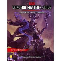 Dungeons & Dragons - Livro do Mestre Edição em Português - Galápagos