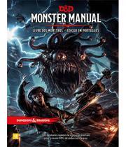 Dungeons & dragons: monster manual  - galapagos -