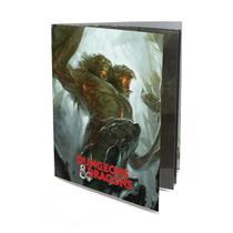 Dungeons & Dragons Pasta Demogorgon Acessório RPG Galápagos DND606 - Galapagos