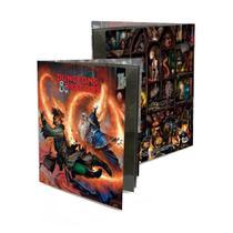 Dungeons & Dragons Pasta Wizard Acessório RPG Galápagos DND610 - Galapagos