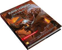 Dungeons & Dragons - Player's Handbook - Livro do Jogador - Galápagos Jogos