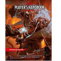 Dungeons & Dragons: Players Handbook - Livro Do Jogador (PT) - Galapagos - Galápagos -