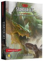 Dungeons & Dragons - Starter Set - Kit Introdutório Edição em Português - Galápagos Jogos