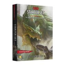 Dungeons & Dragons Starter Set Kit Introdutório em Portugues Galápagos DND004 - Galapagos