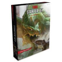 Dungeons & Dragons Starter Set  Kit Introdutório - Português - Galápagos