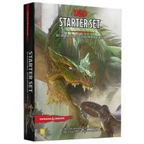 Dungeons & Dragons Starter Set  Kit Introdutório PT - Galápagos Jogos