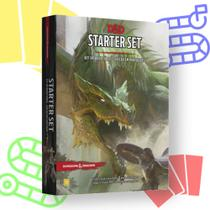 Dungeons e Dragons: Starter Set - Kit Introdutório - Galápagos