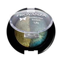 Duo de Sombra Verde Backed Olive 1,8g Provanza -