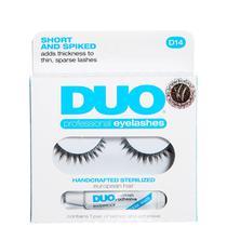 DUO Short and Spiked - Cílios Postiços com Cola 2,5g -