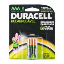 Duracell Aaa Pilha Alcalina Recarregável C/2 -