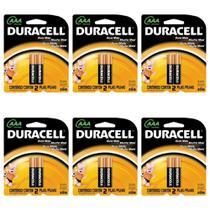 Duracell Palito Pilha Aaa C/2 (Kit C/06) -