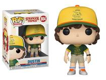 Dustin 804 - Stranger Things - Funko Pop -