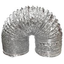 Duto Exaustor Flexível Para Coifa Tramontina 93992196 Alumínio 2M -