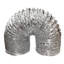 Duto flexível para Exaustão das Coifas Tramontina em Alumínio 15 x 200 cm -