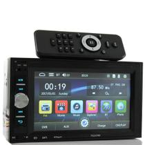 Dvd 2 Din Mp5 Central Multimidia Bluetooth Espelhamento - Napoli