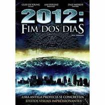 DVD 2012 Fim dos Dias - Nbo