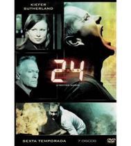 DVD - 24 Horas 6ª Temporada - 6 Discos - Fox Filmes