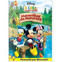 DVD - A Casa do Mickey Mouse - Maravilhas da Natureza - Disney