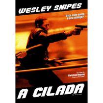 DVD A Cilada Wesley Snipes - NBO
