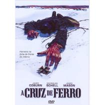 Dvd - a cruz de ferro - Elite