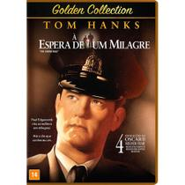 DVD - À Espera De Um Milagre - Golden Collection - Warner bros.