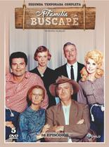 DVD - A Família Buscapé - 2ª Temporada - 5 Discos - Line Store