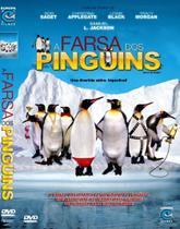 DVD A Farsa dos Pinguins - Amz