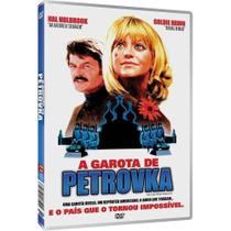 DVD A Garota de Petrovka - Hal Holbrook - Goldie Hawn - Nbo -