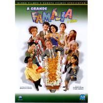 DVD A Grande Familia - O Filme Europa Filmes -